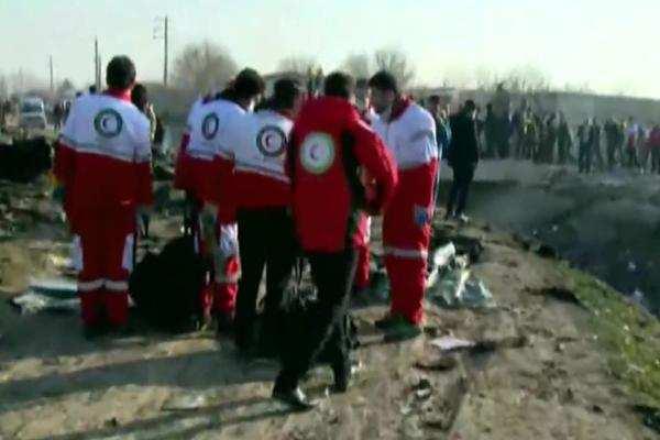 ईरान : 176 लोग सवार थे दुर्घटनाग्रस्त यूक्रेनियाई विमान में, सभी की मौत
