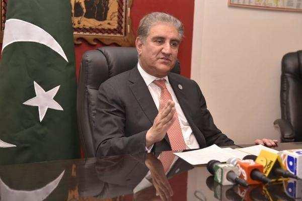 बेचैनी बढ़ती ही जा रही ! संयुक्त राष्ट्र को पाकिस्तानी विदेश मंत्री ने कश्मीर पर लिखी छठी चिट्ठी