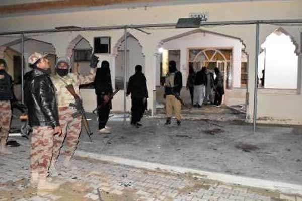 फिर से पांव पसार रहा बलूचिस्तान में आतंकवाद
