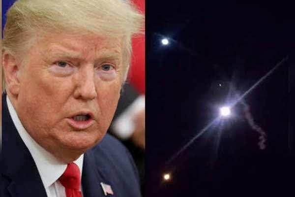 ईरान ने बैलिस्टिक मिसाइलों से अमेरिकी सैन्य ठिकानों पर किया हमला, अमेरिकी राष्ट्रपति बोले…