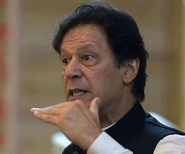 मेरे अधीन काम करती है पाकिस्तान की सेना , विपक्षी घोषणा पत्र से बौखलाए इमरान