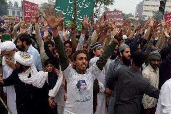 पाकिस्तान: रावलपिंडी कोर्ट का फैसला, 4738 साल की कैद कट्टरपंथी संगठन के 86 सदस्यों को