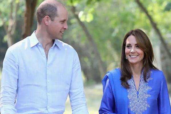 प्रिंस विलियम और केट पाकिस्तान दौरा समाप्त कर लौटे ब्रिटेन