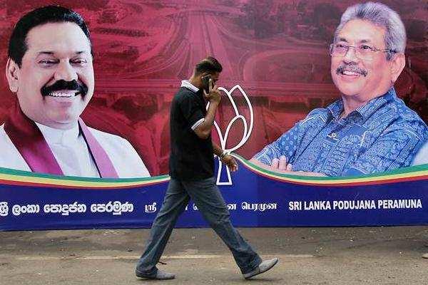 श्रीलंका उबर रहा गृहयुद्ध-आतंकी हमले के घाव से, 80 प्रतिशत मतदान राष्ट्रपति चुनाव में