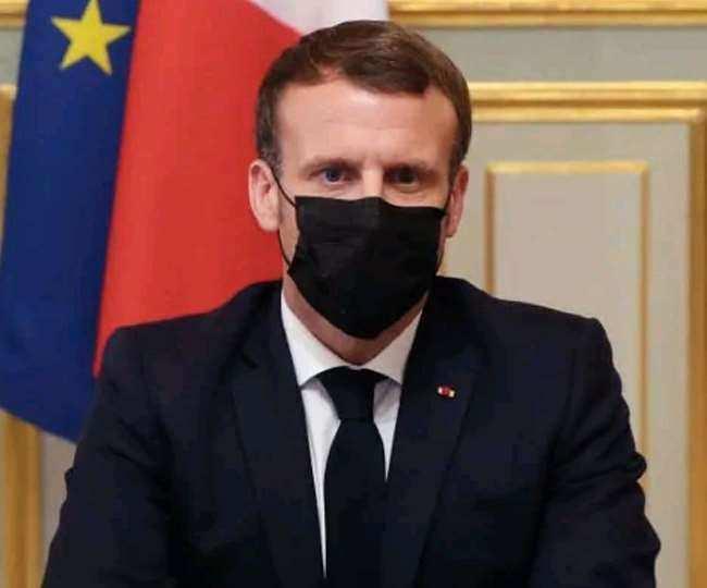 फ्रांस : राष्ट्रपति इमैनुएल मैक्रों की हालत स्थिर, कोरोना वायरस से हैं संक्रमित