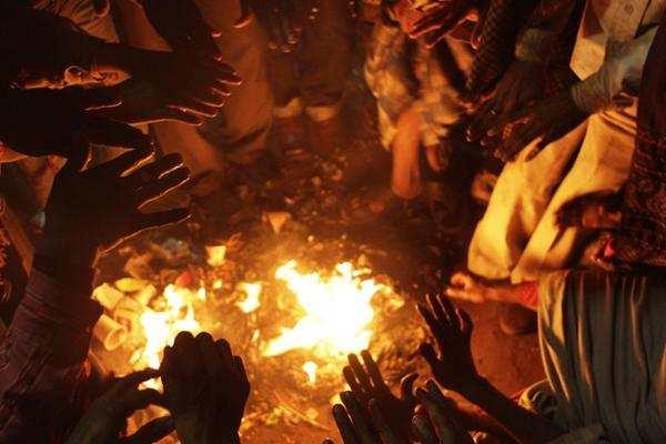 पाकिस्तान में100 की मौत सर्दी से
