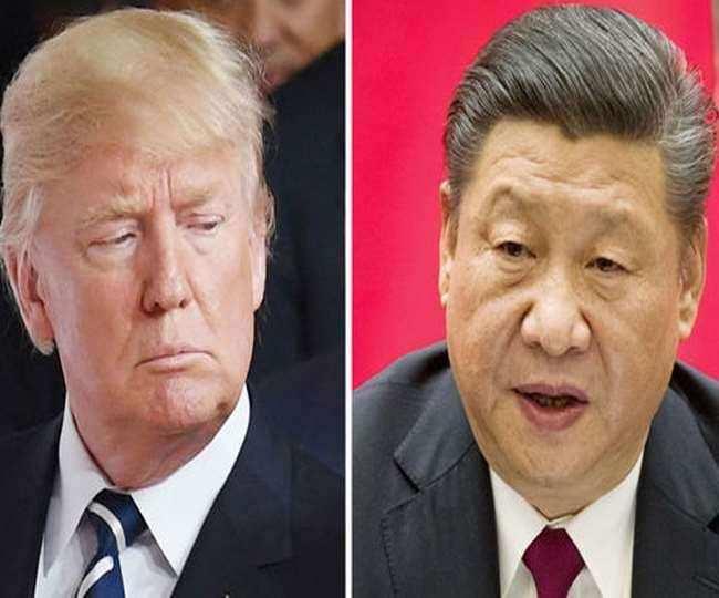 चीनी मीडिया बोला- अमेरिका खतरनाक रास्ते पर , डोनाल्ड ट्रंप सरकार पर बौखलाया ड्रैगन