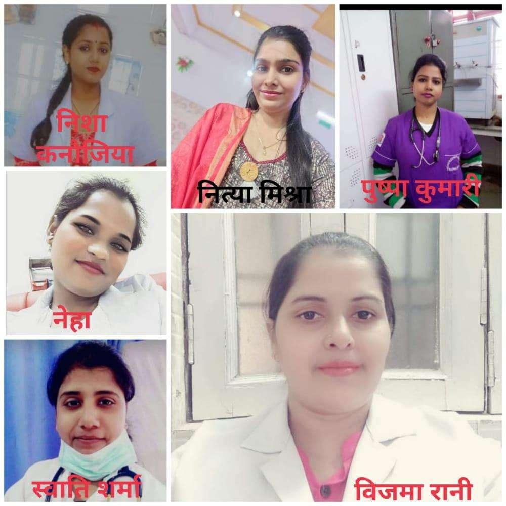 'अंतर्राष्ट्रीय नर्स दिवस' पर नया भारत दर्पण महिलाओं को सलाम करता है, अपनों से दूर रहकर भी निभा रहे ड्यूटी की पूरी जिम्मेदारी