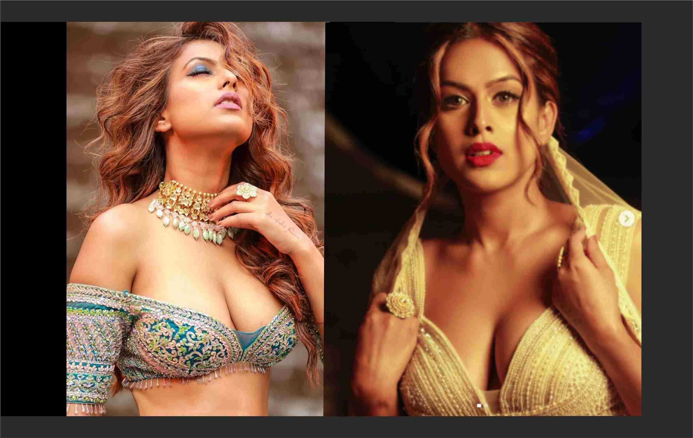 Nia Sharma ने स्टाइलिश ड्रेस में दिखाये सेक्सी क्लीवेज, सेक्सी फोटो वीडियो इंटरनेट पर मचा रही हैं सनसनी, देखें हाॅट वीडियो !