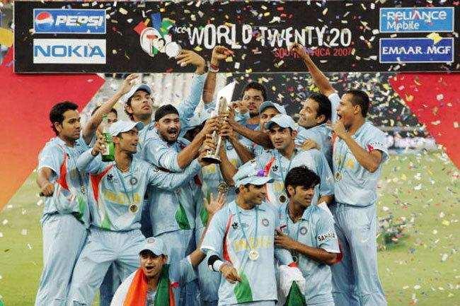 2007 T20 वर्ल्ड कप Dhoni ने जीता था 'टेंशन दो, लो नहीं' का फंडा अपनाकर