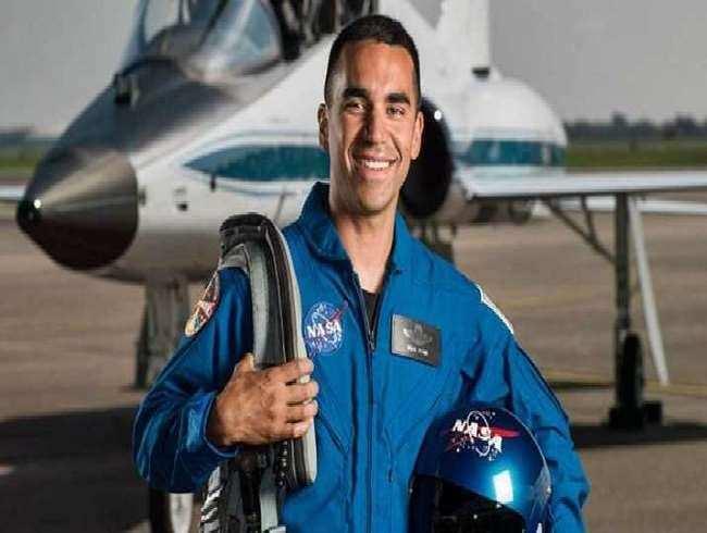 स्पेसएक्स क्रू-3 मिशन : भारतवंशी राजा चारी का चयन, 2021 में लांच होने की उम्मीद