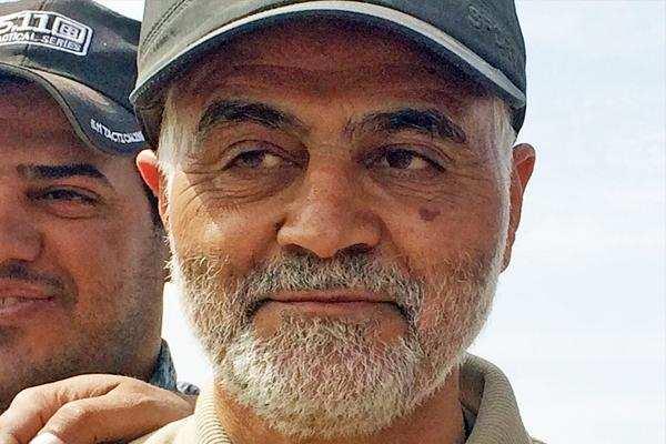 बगदाद पर अमेरिका ने किया हवाई हमला, मेजर जनरल कासिम सुलेमानी सहित 8 अधिकारियों की मौत