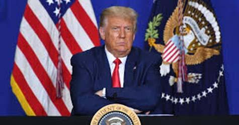 ट्रम्प ने कहा- 'अमेरिका विरोधी दंगे' जिम्मेदार केनोशा में हुए विनाश के लिए