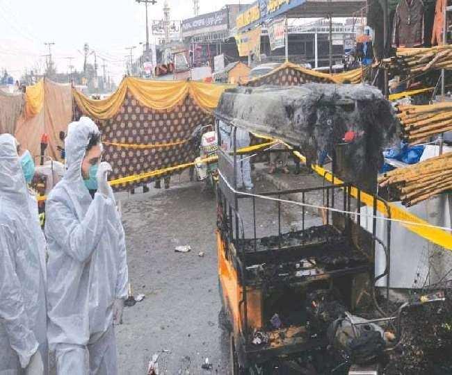 पाकिस्तान : रावलपिंडी में पुलिस स्टेशन के पास विस्फोट, 14 लोग घायल