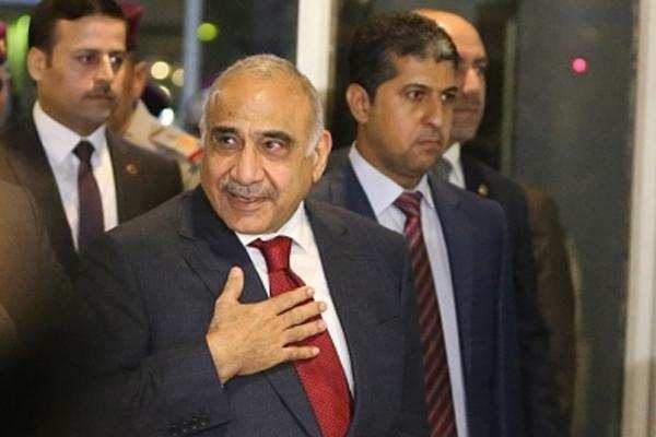 इराक : इस्तीफा पर चर्चा के लिए प्रधानमंत्री अदेल अब्दुल महदी ने संसद सत्र बुलाया