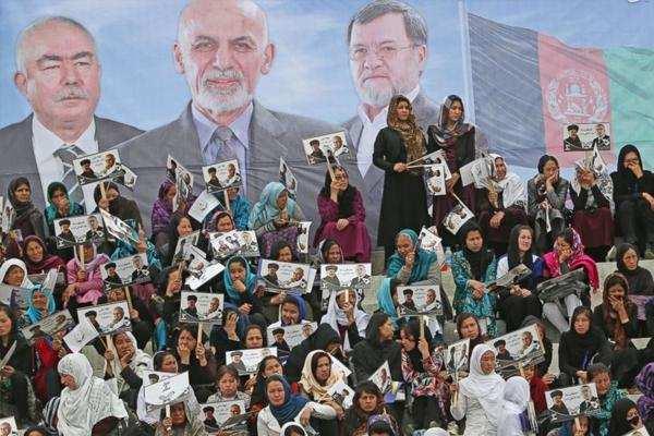 अफगानिस्तान : फिर शुरू राष्ट्रपति चुनाव के वोटों की गिनती विरोध के बावजूद