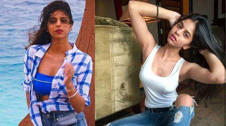 शाहरूख खान की लाडली सुहाना खान के Hot Photo Video ने फिर मचाया कोहराम, शेयर की किलर लुक फोटो वीडियो, उड़ाई फैंस की नींद !