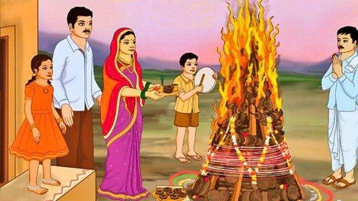 Holi Puja : होलिका नहीं बल्कि इनकी होती है पूजा, जानिए क्या है मान्यता