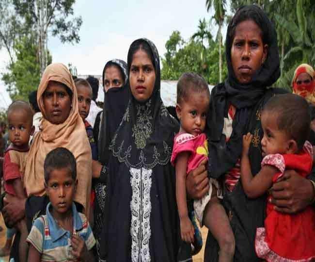 बांग्लादेश : विरोध के बाद भी नही माना , रोहिंग्यायों को बंगाल की खाड़ी स्थित द्वीप पर पहुंचाना शुरू
