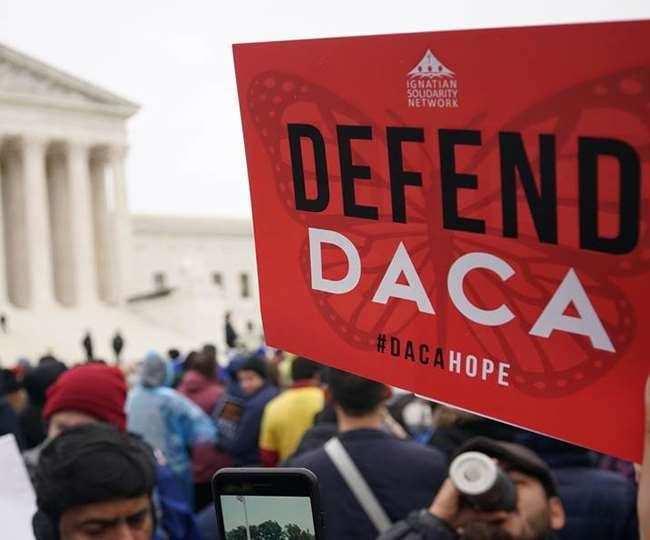 कोर्ट का आदेश , भारतीय प्रवासियों को राहत, US में फिर से बहाल होंगे DACA के नियम
