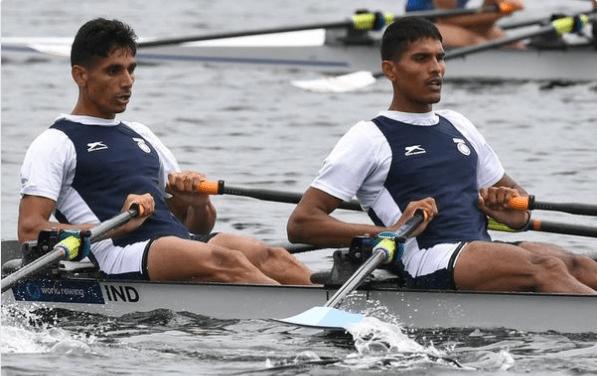 इंडियन रोइंग टीम एशिया-ओशियाना कॉंटीनेंटल क्वॉलिफाइंग टूर्नामेंट में, भारत को दिलाया पहला कोटा