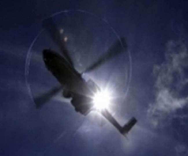 पाकिस्तानी सेना : हेलीकॉप्टर क्रैश, पायलट समेत सभी 4 लोगों की मौत