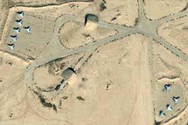 इजराइल ने किए सीरिया के एयरबेस पर हवाई हमले