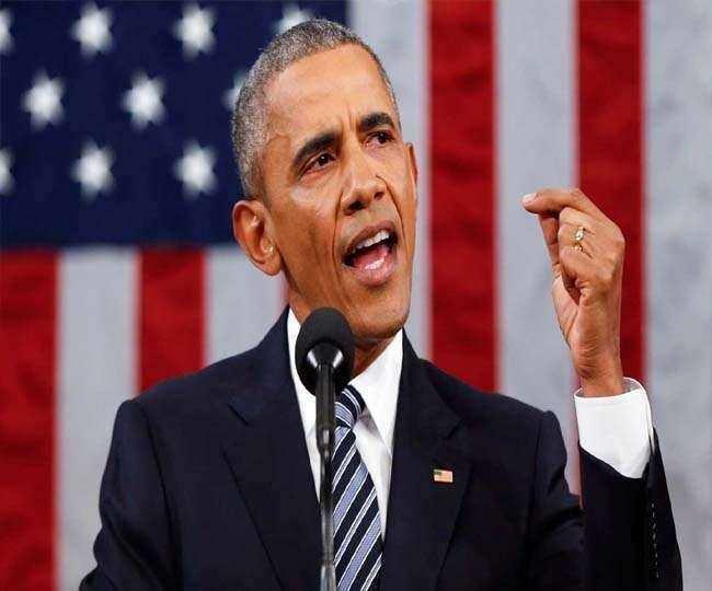 बराक ओबामा की किताब 'A Promised Land' बनाने जा रही बिक्री का नया रिकॉर्ड