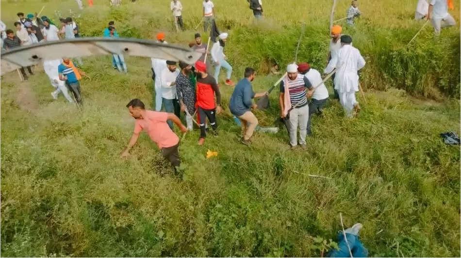 लखीमपुर खीरी हिंसा - अब तक 8 लोगों की मौत हुई है, कल हुई घटना में देर रात तक एक पत्रकार की भी मौत
