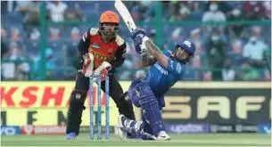 आईपीएल मे ईशान किशन शीर्ष पर