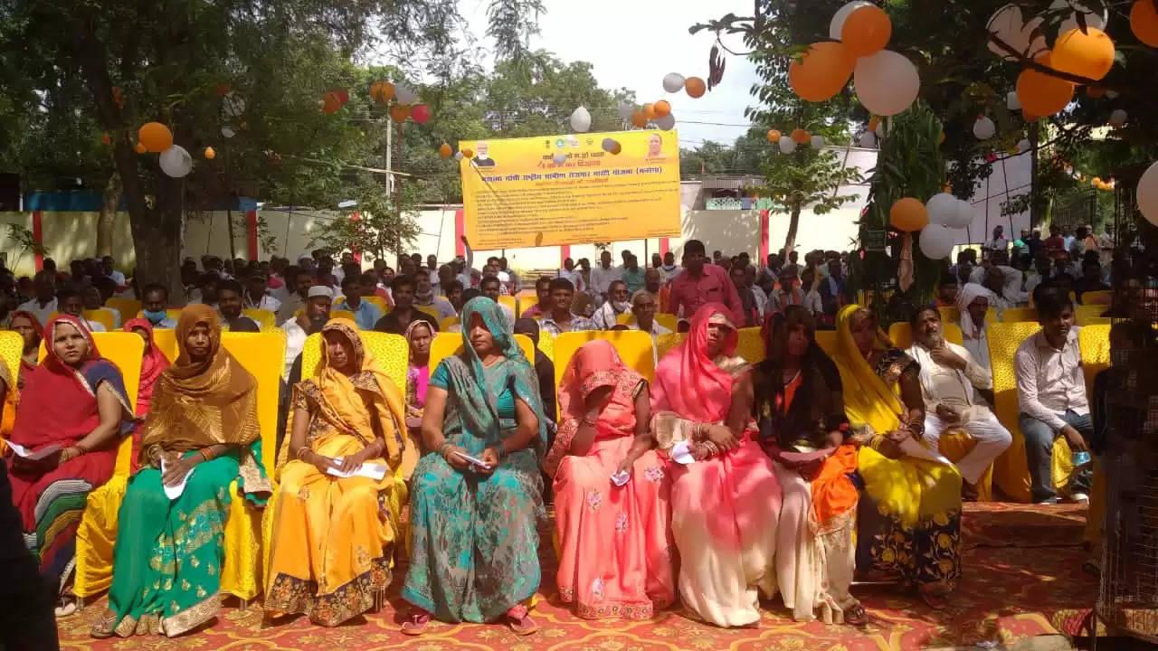 प्रदेश सरकार ने कोरोना काल मे पंचायत चुनाव कराकर किया ऐतिहासिक कार्य :रामचंद्र यादव विधायक