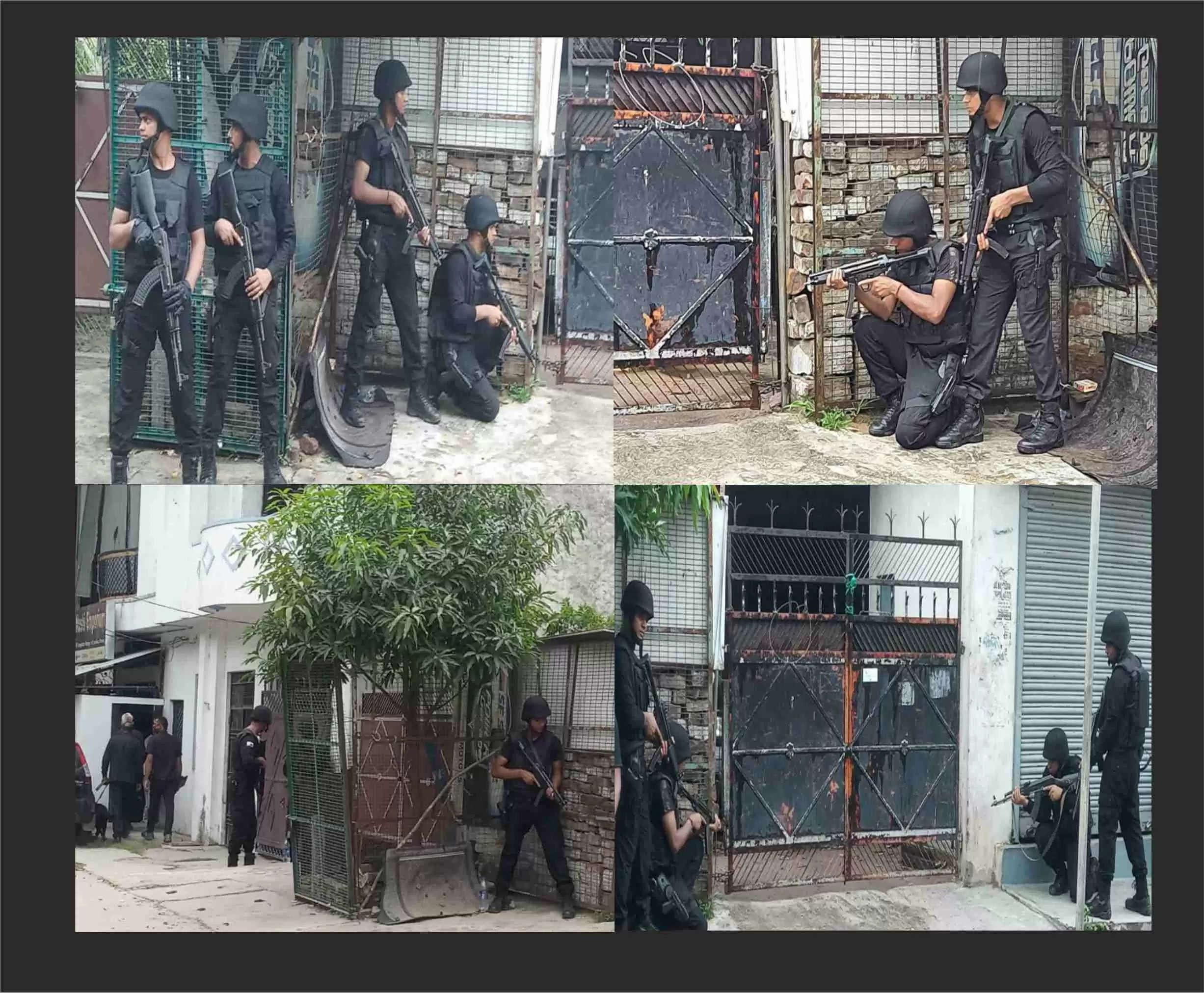 ABHI-ABHI : ATS ने काकोरी के एक मकान से अलकायदा के दो आतंकियों को कियागिरफ्तार