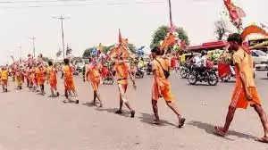 कावड़ यात्रा : कांवड़ संघों से संवाद में जुटी राज्य सरकार , मिली सुप्रीम इजाजत