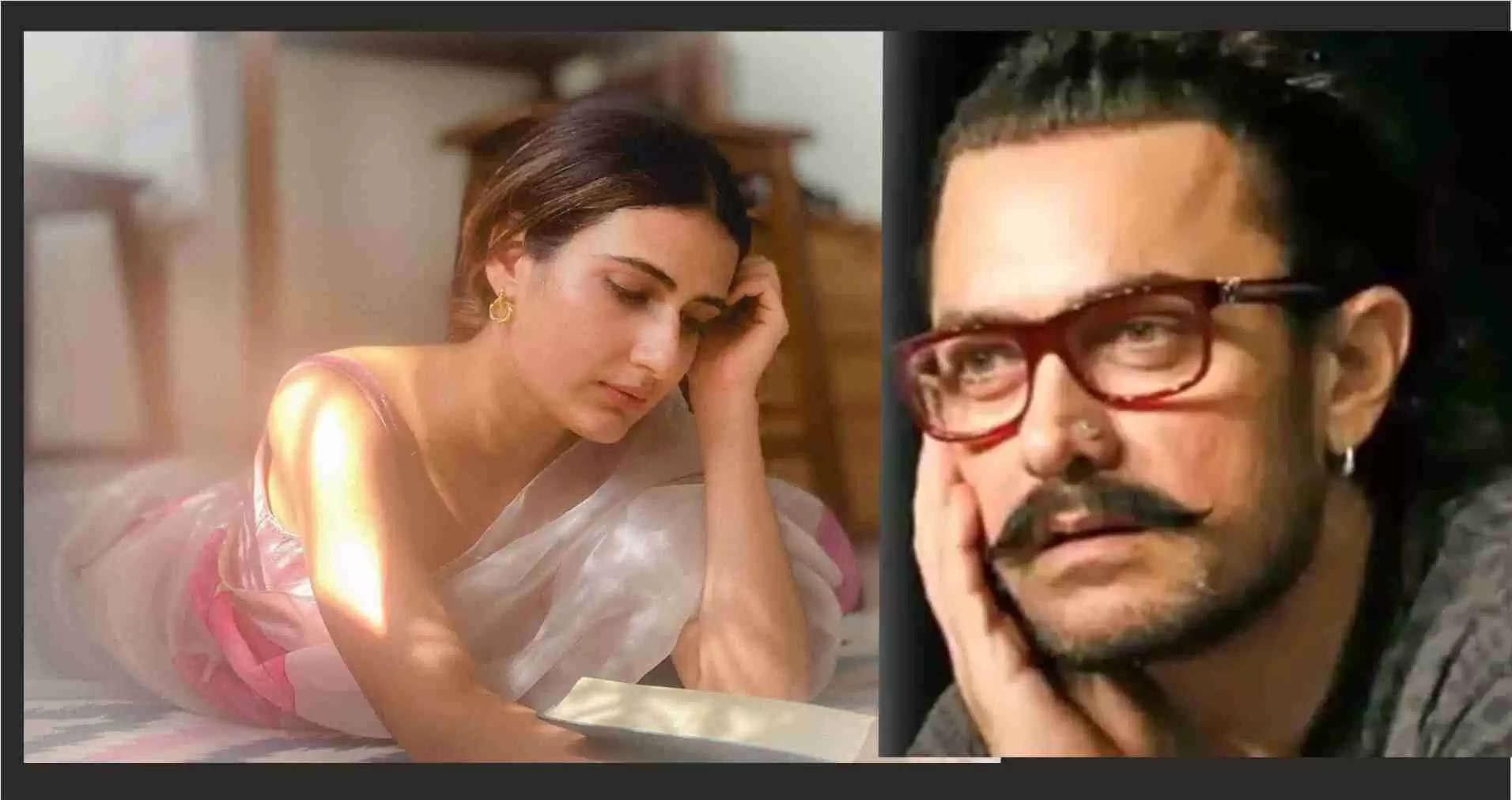 आमिर खान अब जल्द ही दंगल गर्ल फातिमा शेख से तीसरी शादी करते नजर आयेंगे ?