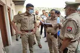 आगरा : सिपाही ने फांसी लगाकर की आत्महत्या