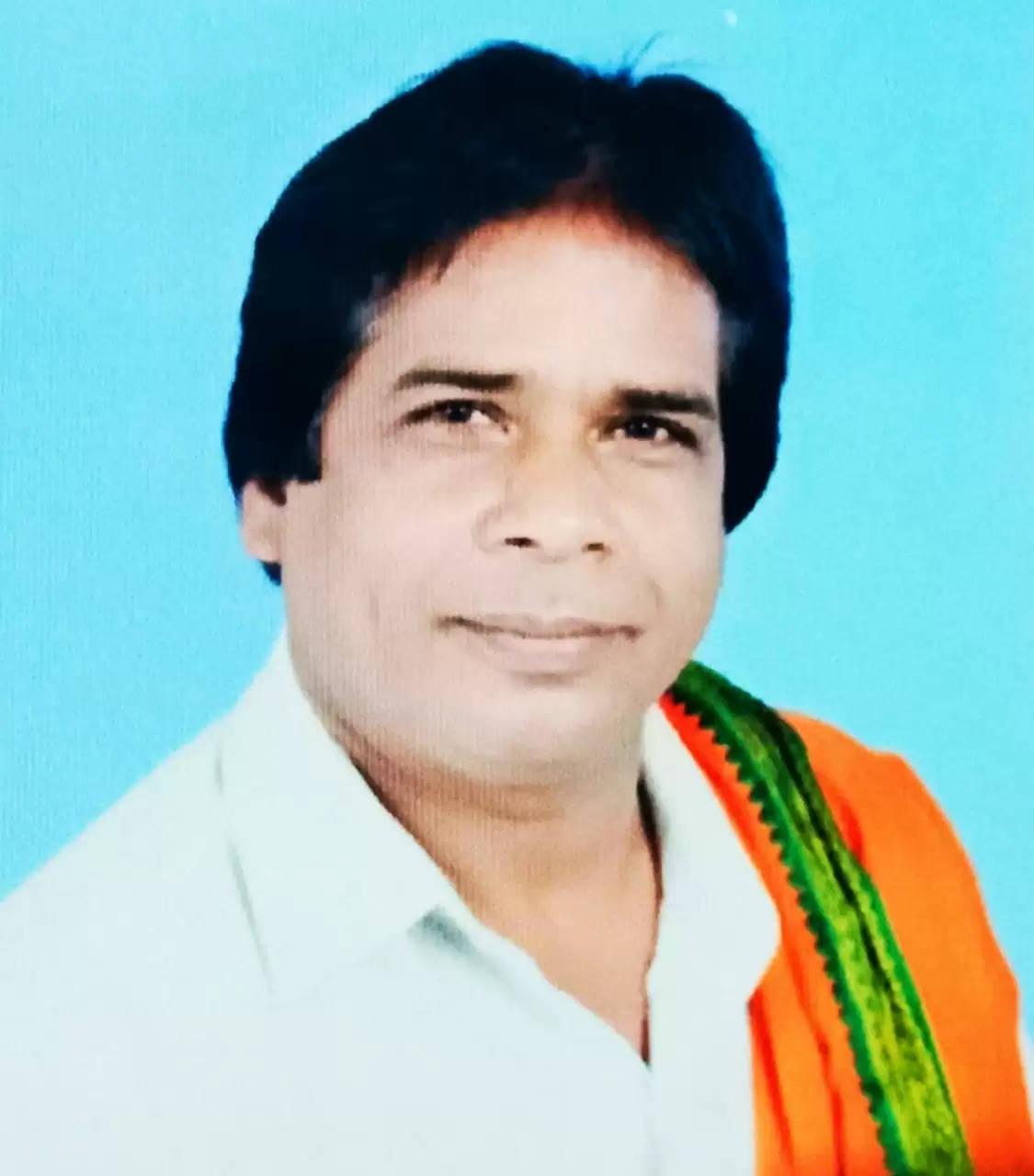 भाजपा मंडल अध्यक्ष श्री कृष्ण कुमार पटेल ने पीएम मोदी को दिया धन्यवाद