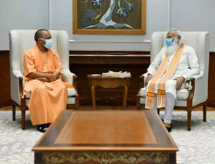 नड्डा से मुलाकात के बाद योगी राष्ट्रपति रामनाथ कोविंद से मुलाकात करेंगे