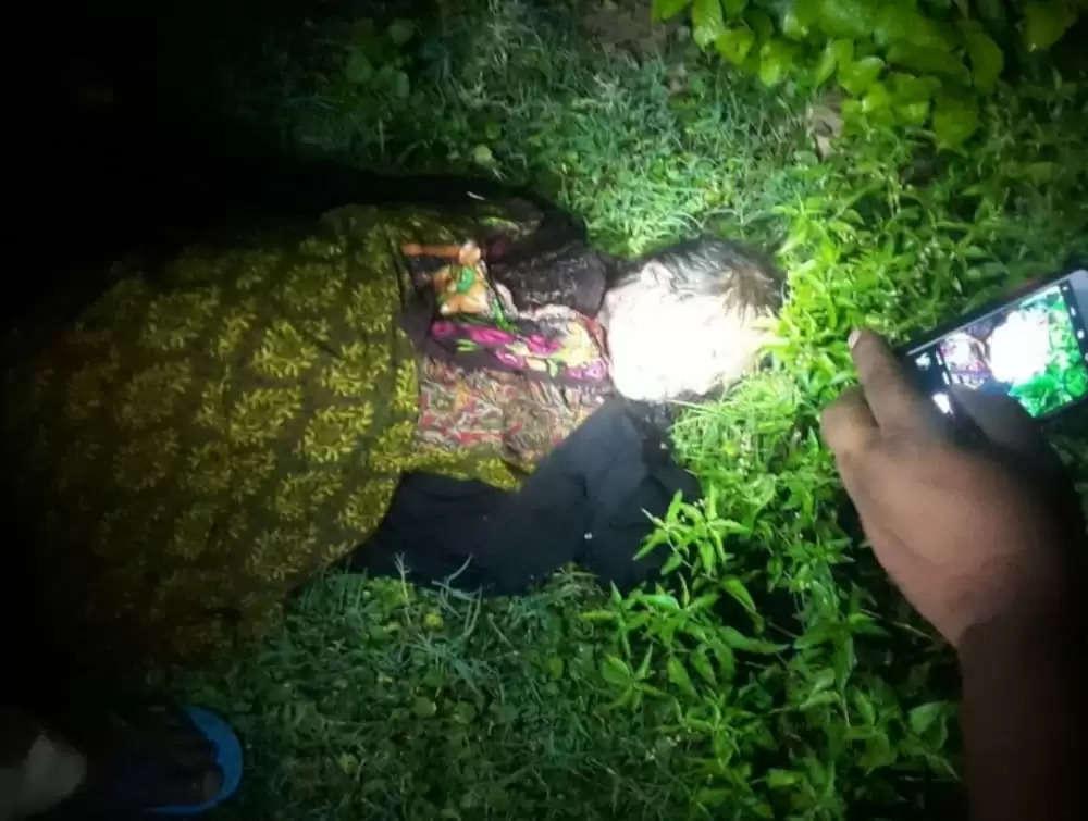 संदिग्ध परिस्थितियों में बरामद हुआ महिला का शव