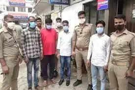 गृहमंत्री अमित शाह का पीए बनकर ठगी का प्रयास, चार गिरफ्तार