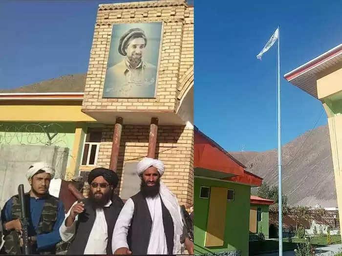 taliban का पंजशिर घाटी पर कब्ज़ा