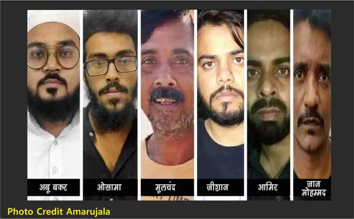आतंकियोंकी भारत को दहलाने की बड़ी साजिश नाकाम,टारगेट था राजनेताओं, धार्मिक नेताओं की किलिंग
