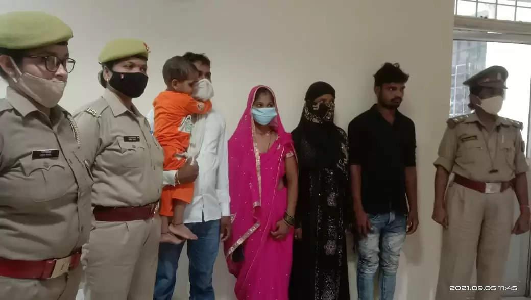 साथ जीवन निभाने को हुए राजी हुए पति-पत्नी के 5 विवादित जोड़े