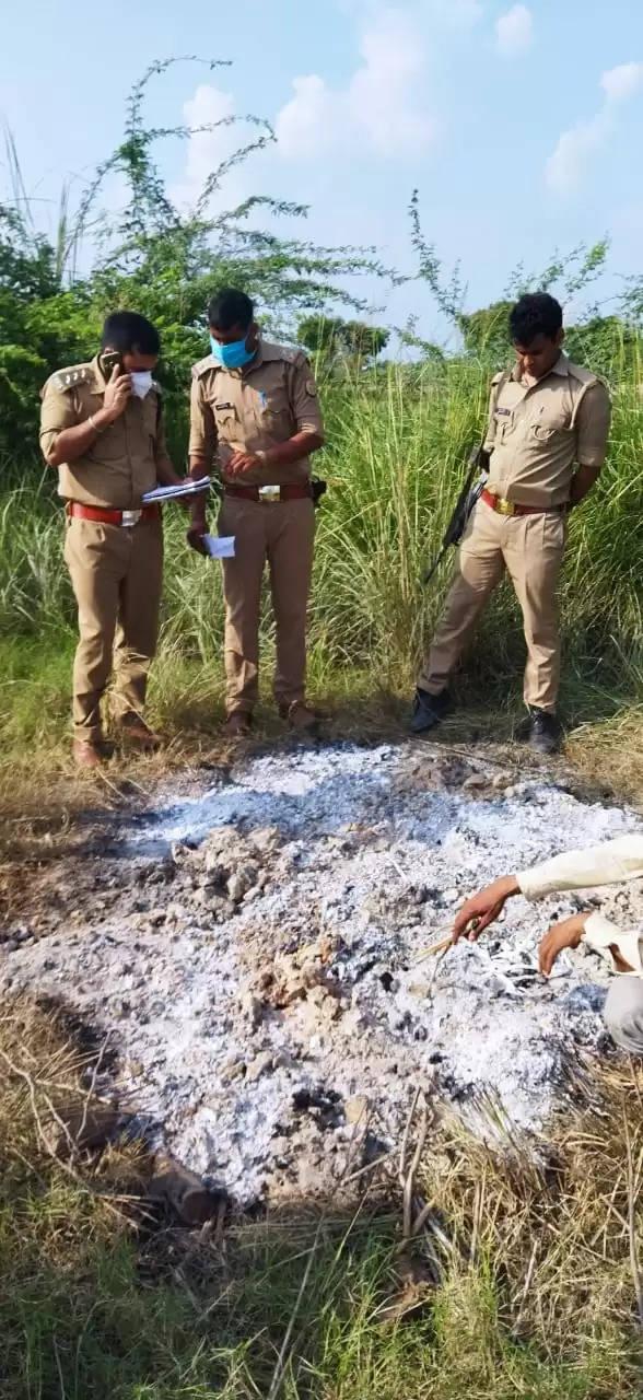 दहेज के लिए एक और बेटी की निर्मम हत्या, शव को बिना उसके माता-पिता को सूचना दिए जलाया